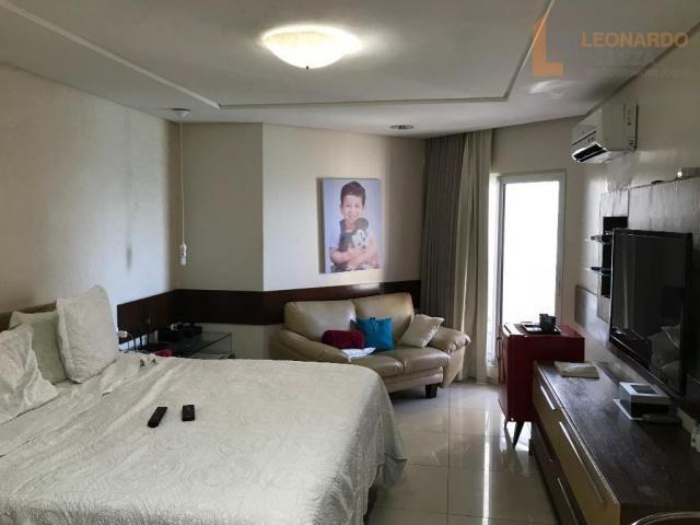 Apartamento com 4 suítes, beira mar, fortaleza, ceará - Foto 15