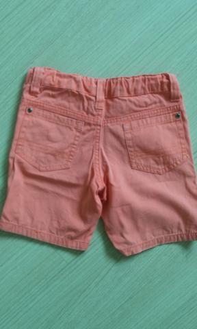 Shorts Infantil - Foto 3
