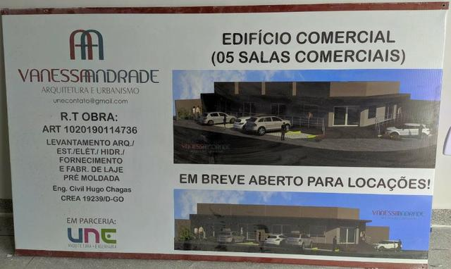 Sala comercial no Jardim Curitiba III - Foto 12