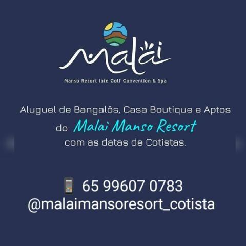Malai manso resort cotista - Foto 2
