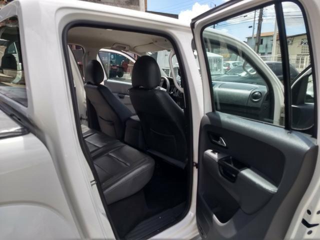 VW Amarok 2.0 Trendline TDI 4x4 Automatica 2013 - Foto 8