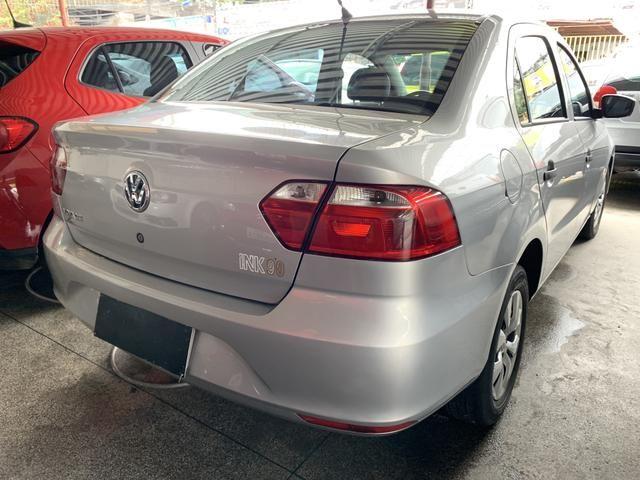 VW Voyage 1.0 Trendline - 2015 - Completa - Oportunidade - Foto 4