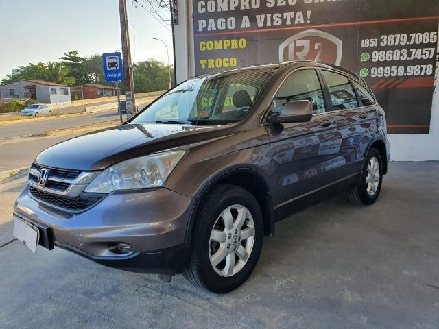 Honda - CR-V 2.0 LX 4X2 Gasolina, Completo, Muti-Mídia, Revisado, Garantia 2011