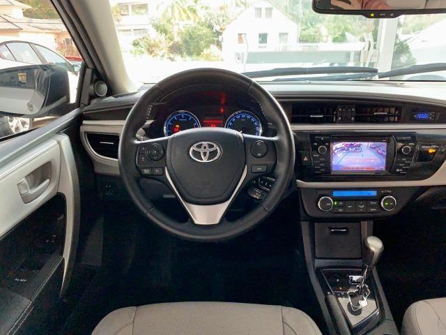 Toyota Corolla XEI 2.0 Flex (Automático) 2015 - Foto 14
