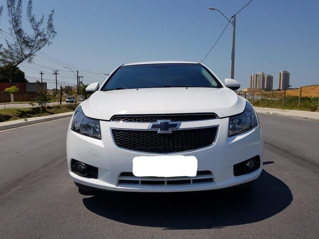 Cruze LT - Automático - Impecável - Branco - 2012