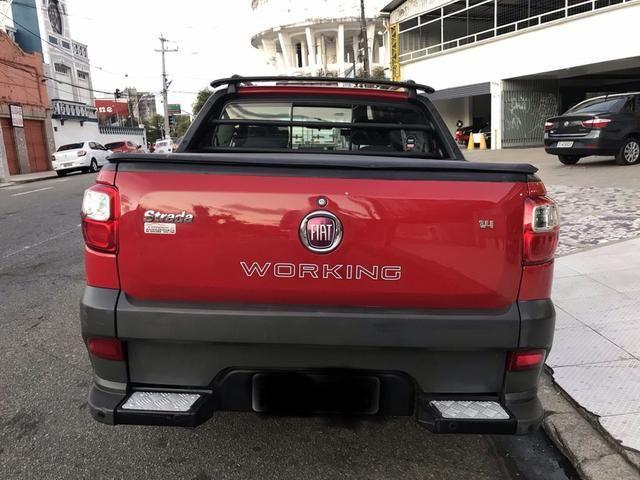Fiat Strada 1.4 Working CD 2015- Extra!! - Foto 5
