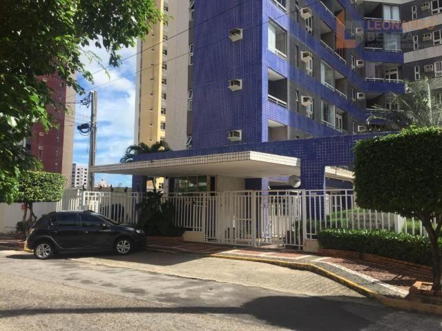 Apartamento com 3 quartos, à venda, no papicu!!! - Foto 2