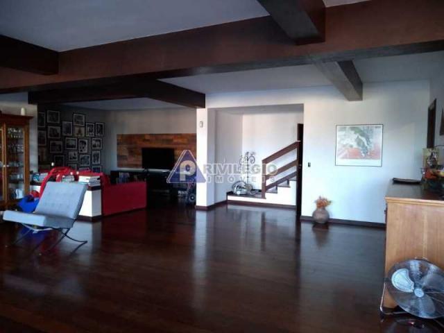 Casa à venda com 4 dormitórios em Santa teresa, Rio de janeiro cod:FLCA40016 - Foto 4