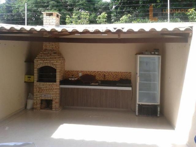 Casa residencial à venda, lagoa redonda, fortaleza. - Foto 17
