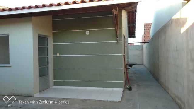 Casa 2 quartos Alagoinhas - Mangalô