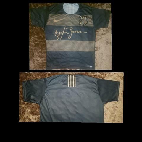 c48e9df2ce Camisas de qualquer time ou seleção feita em dry-fit mesmo e não de  helanquinha!!!