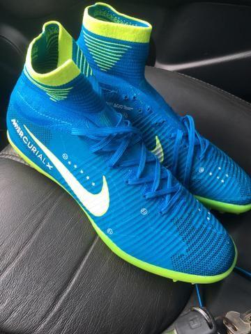 a514c016a5db1 Chuteira Nike society Neymar - Esportes e ginástica - Alto De ...