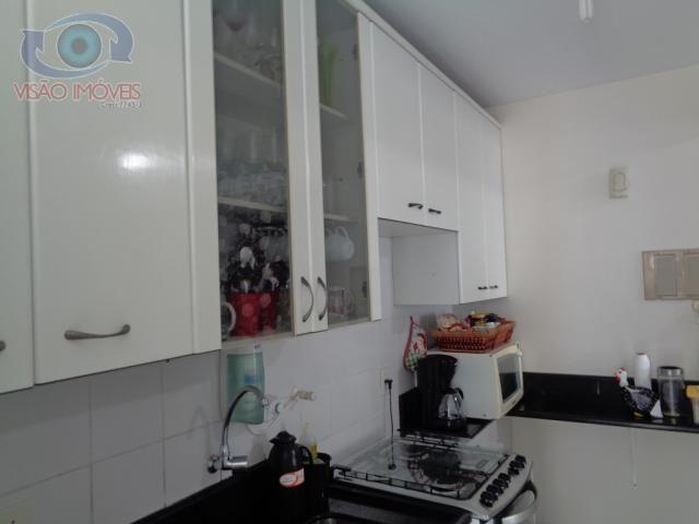 Apartamento à venda com 2 dormitórios em Jardim camburi, Vitória cod:1193 - Foto 11