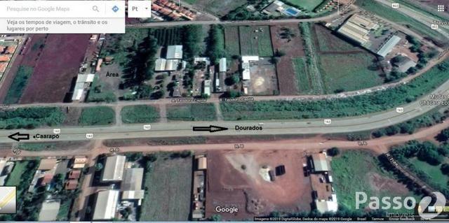 Terreno Comercial na BR 163 - Saída para Caarapó - Foto 11