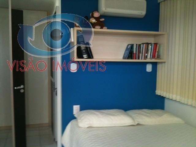 Apartamento à venda com 5 dormitórios em Jardim camburi, Vitória cod:614 - Foto 7