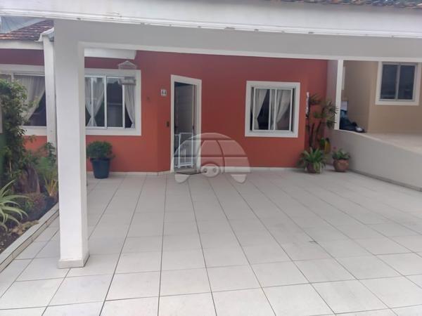 Casa de condomínio à venda com 3 dormitórios em Campo pequeno, Colombo cod:149030