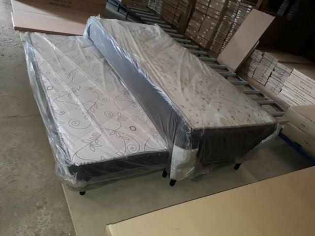 Box conjugado solteiro + cama auxiliar - Foto 3