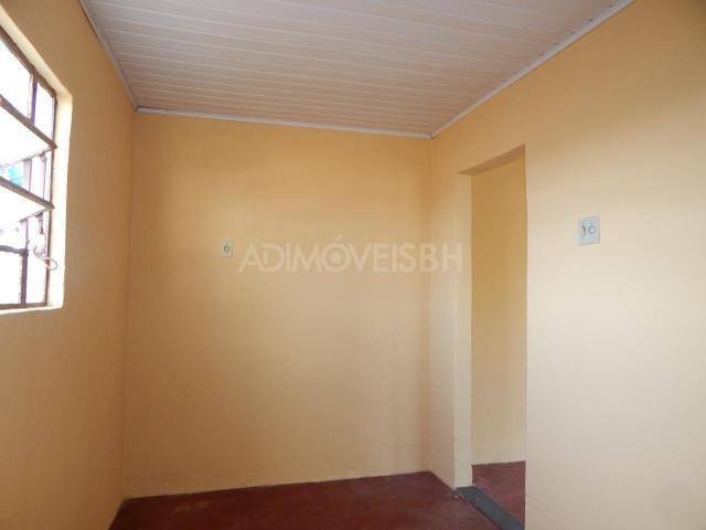 Barracão para aluguel, 1 quarto, gloria - belo horizonte/mg - Foto 4