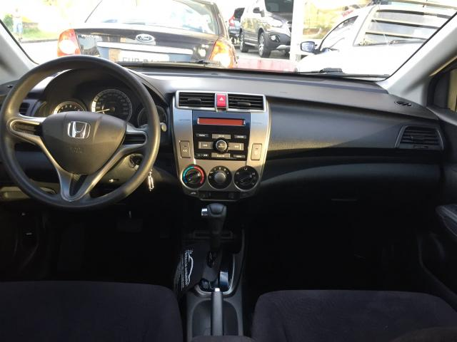 HONDA CITY 2013/2013 1.5 LX 16V FLEX 4P AUTOMÁTICO - Foto 5