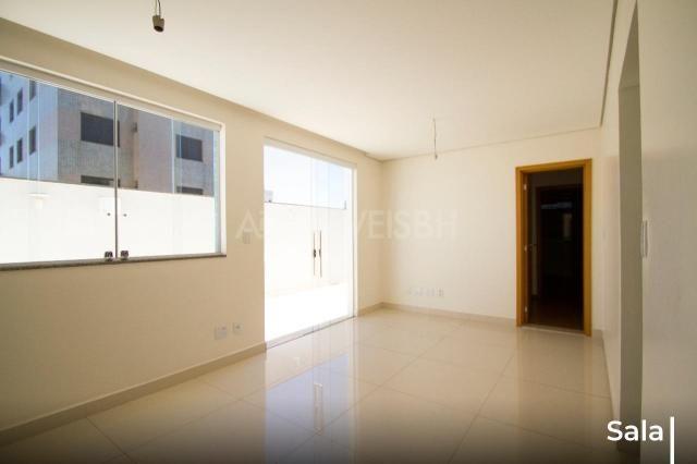 Apto área privativa à venda, 3 quartos, 4 vagas, gutierrez - belo horizonte/mg - Foto 2