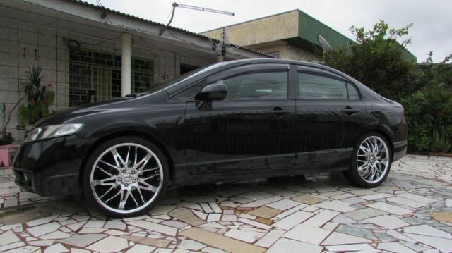 Honda Civic LXS - Aro 20