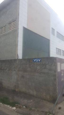Galpão para alugar, 749 m² por R$ 8.500,00/mês - Chácara do Solar I (Fazendinha) - Santana - Foto 8