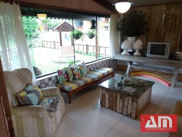 Casa com dois pavimentos, 273 m² em um excelente Condomínio. - Foto 3