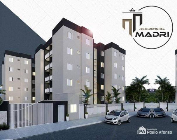 Apartamento com 2 dormitórios à venda, 65 m² por R$ 182.700,00 - Jardim das Azaléias - Poç - Foto 5