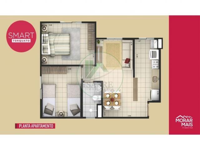 Apartamento 2 quartos novo a venda, Condomínio Smart Torquato, Manaus-AM - Foto 16