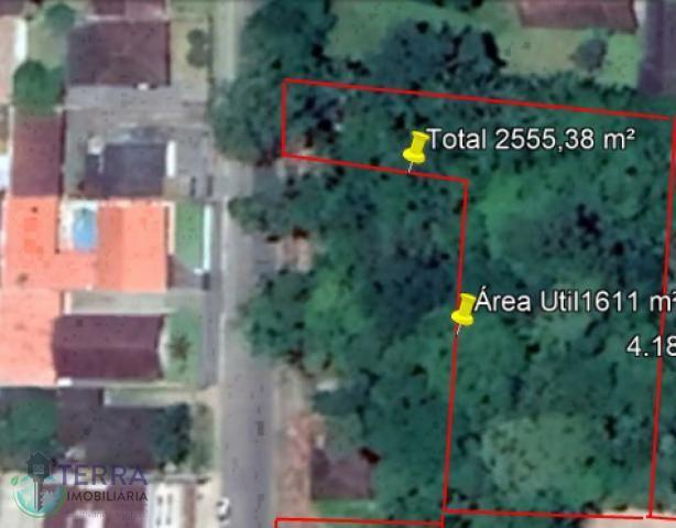 Terreno Urbano Com 1.611m² aproveitáveis.