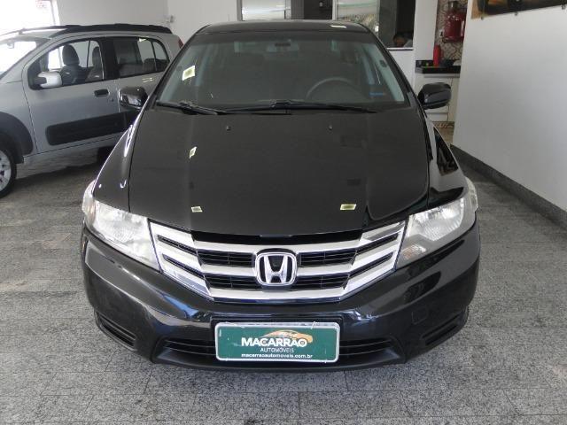 Honda city 1.5 lx flex aut - Foto 2