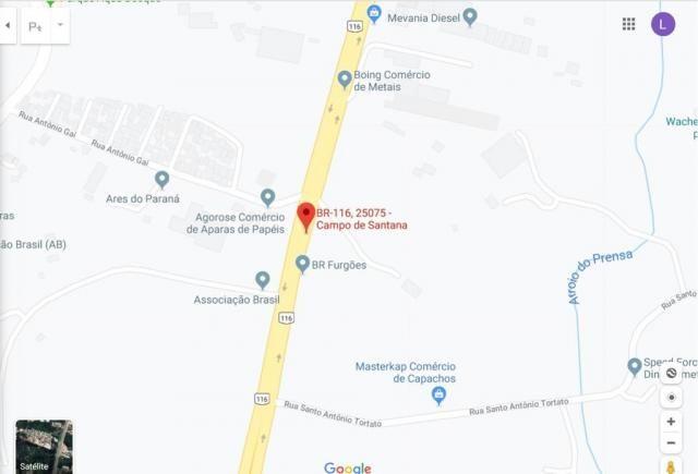 Terreno à venda, 54450 m² por R$ 10.000.000,00 - Tatuquara - Curitiba/PR - Foto 9