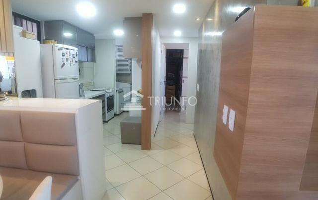 (ESN Tr51827)Apartamento Abarana a venda 64m 2 quartos e 1 vaga Papicu - Foto 6