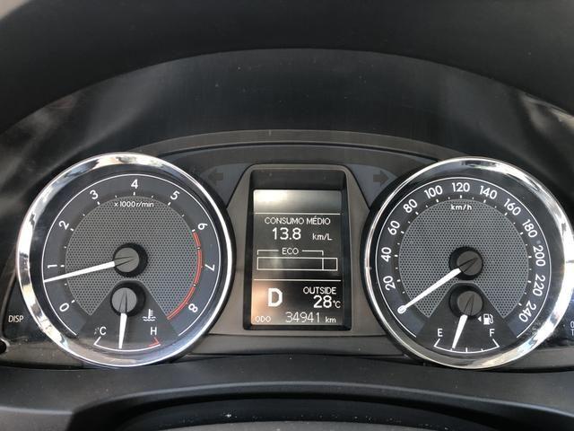 Corolla 2.0 XEI com 34.000km - Foto 11