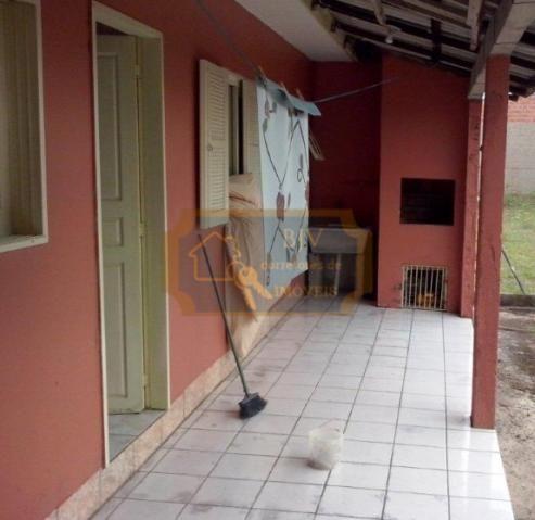 Casa à venda com 3 dormitórios em Rosa do mar, Passo de torres cod:009 - Foto 7