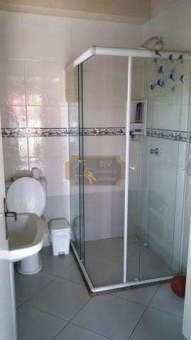Casa à venda com 4 dormitórios em Rosa do mar, Passo de torres cod:60 - Foto 9