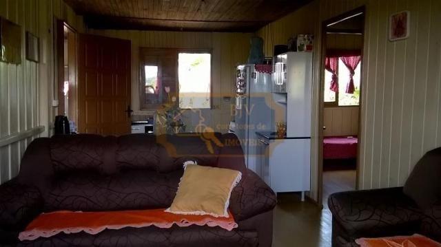 Casa à venda com 2 dormitórios em Alto feliz, Passo de torres cod:236 - Foto 12