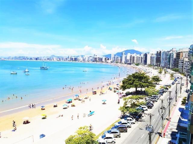 Apartamento Temporada Frente para o Mar Praia do Morro Guarapari (até 20 Pessoas) - Foto 13