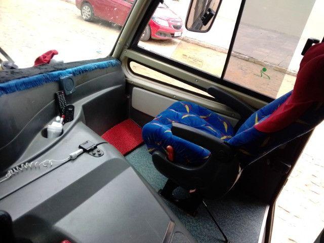 Micro ônibus rodoviário executivo Comil Piá - Foto 11