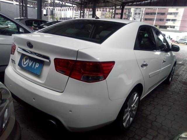 CERATO 2012/2012 1.6 SX3 16V GASOLINA 4P AUTOMÁTICO