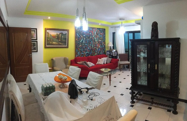 Apartamento na beira mar de Olinda, 3 quartos, móveis planejados, área de lazer - Foto 2
