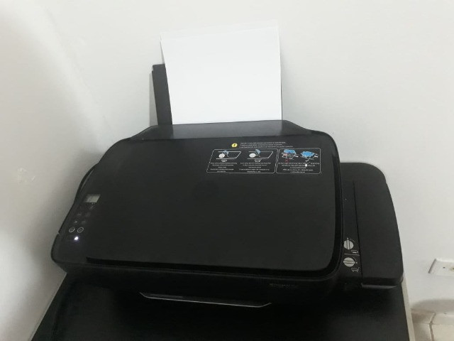 Impressora Multifuncional HP Deskjet Color Ink GT 5822