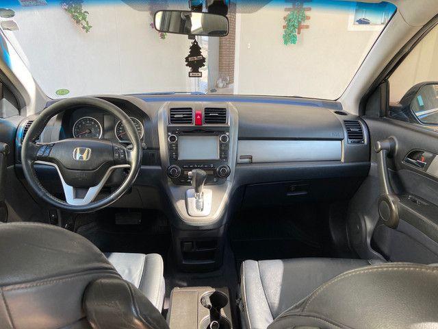Oportunidade:Vendo ou troco CR-V ELX automática 2011 - Foto 6