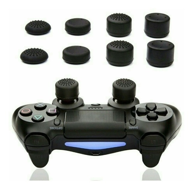 Kit Completo 8 Grip Kontrol Freek Ps4 Xbox