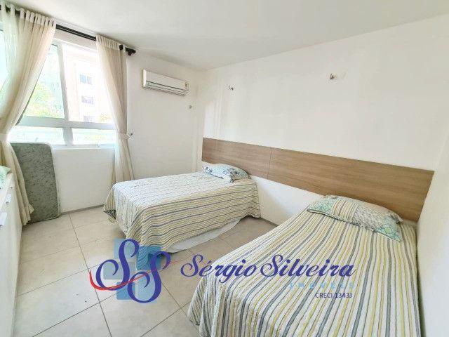 Apartamento no Paraíso das Dunas no Porto das Dunas com 3 suítes - Foto 7