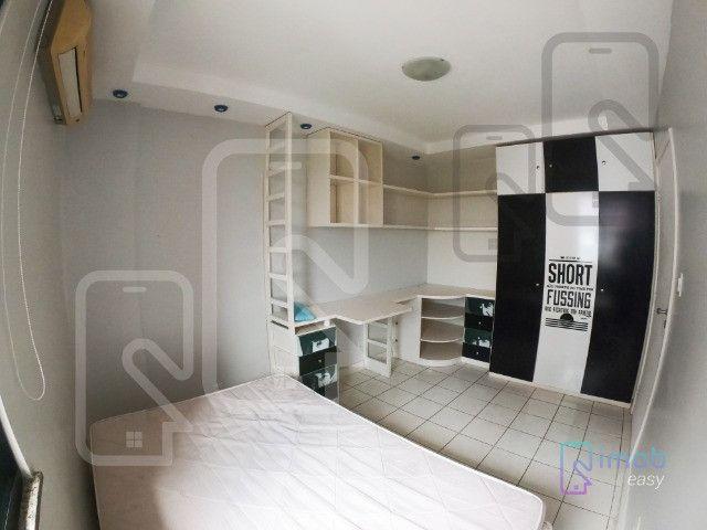 Condomínio Maria da Fé, 127m², 3 quartos sendo 1 suíte, semi-mobiliado - Foto 8