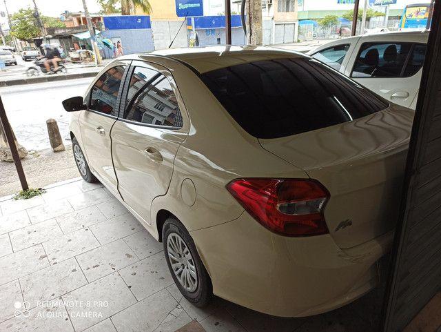Ford ka 1.5 (completo+gnv)entrada de 5 mil + 48 x 721.00 - Foto 5