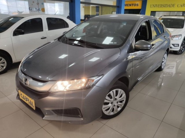 0138 - Honda City DX 1.5 2017