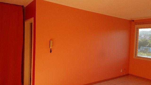 Apto 01 dormitorio s/ garagem- bairro teresopolis - Foto 5