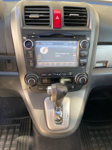 Oportunidade:Vendo ou troco CR-V ELX automática 2011 - Foto 10